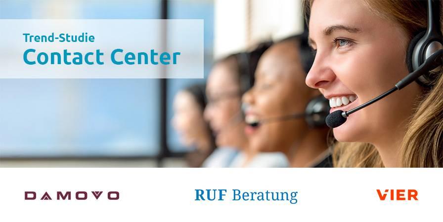 Trend-Studie Contact Center